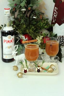 Adventskalendertürchen Nr.23- Hot Pimms, Eierpunsch mit Baileys und Fliederbeerpunsch 23