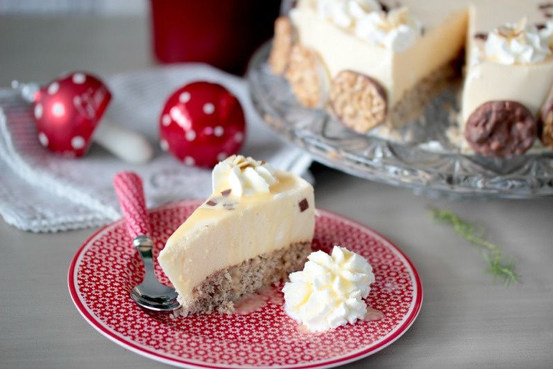 Nuss-Eierlikör-Torte mit Florentinern / Adventskalendertürchen Nr. 13 10