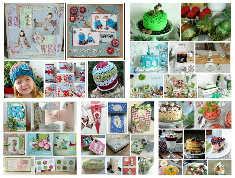 7. Blog-Geburtstag und Mohn-Spätzle mit Kirschen 1