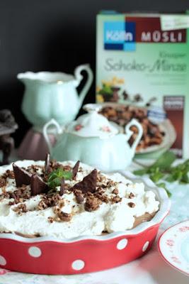 Chocolate Mint Cream Pie oder das leckerste Schoko-Minze Dessert der Welt * 52