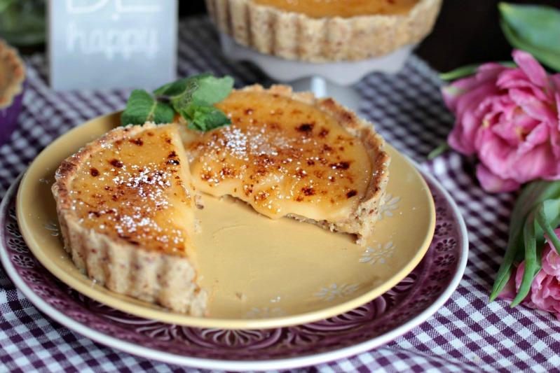 Karamelisierte Tartelettes Crémeux au Citron 13