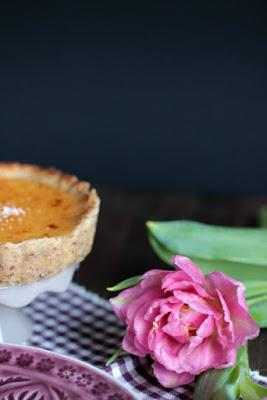 Karamelisierte Tartelettes Crémeux au Citron 37