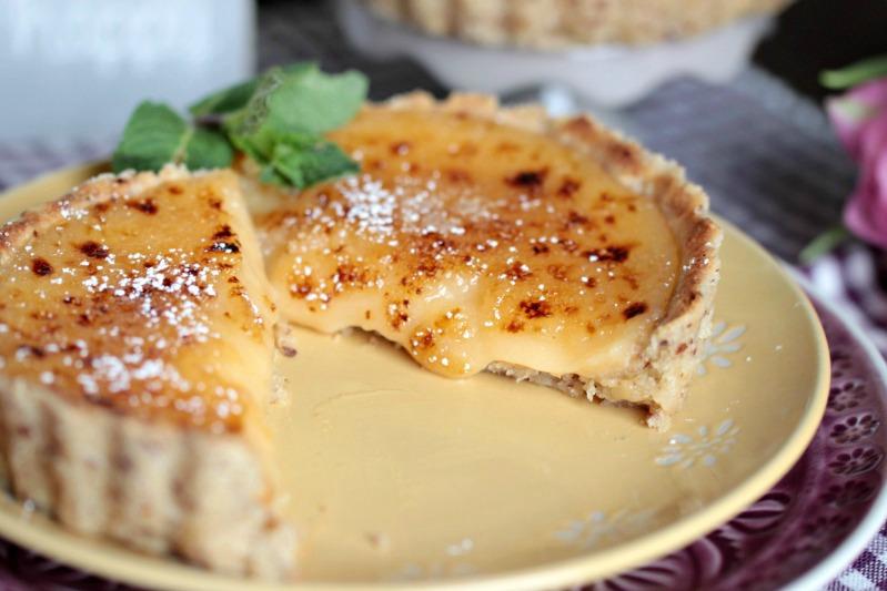 Karamelisierte Tartelettes Crémeux au Citron 36
