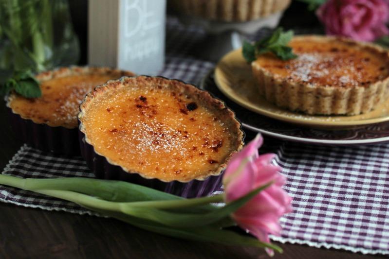 Karamelisierte Tartelettes Crémeux au Citron 32