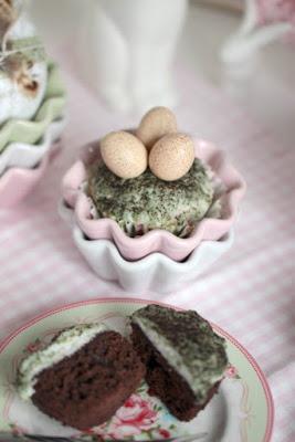 Österliche Mooskuchen-Muffins 42