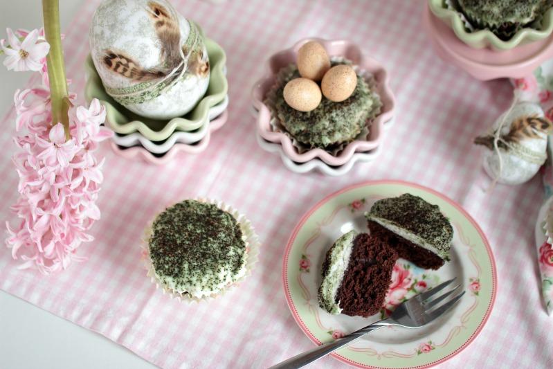 Österliche Mooskuchen-Muffins 46