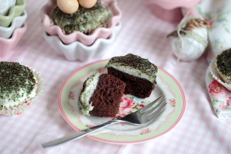 Österliche Mooskuchen-Muffins 49