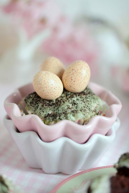 Österliche Mooskuchen-Muffins 54