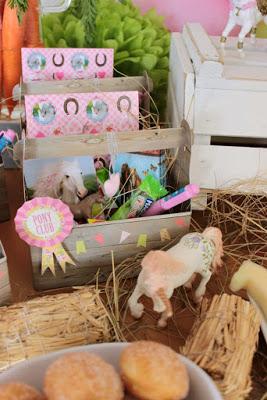 Pferde-Geburtstagsparty - Tolle Ideen für einen gelungenen Kindergeburtstag - Teil 1 - DIY, Deko, Gastgeschenke 15