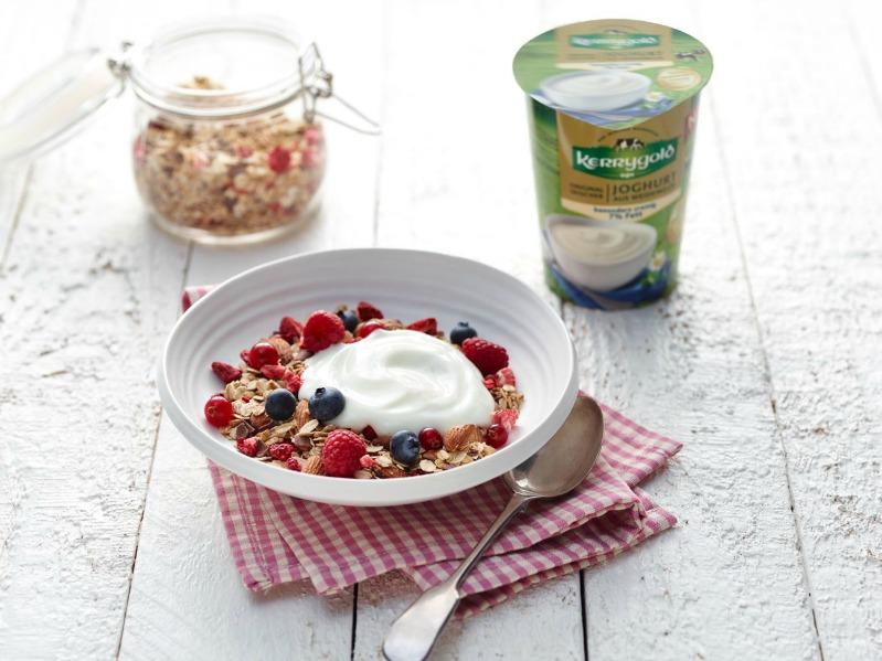 Sasibella on Tour - beim Kerrygold Pressefrühstück + ein leckeres Joghurt-Frühstück-Rezept * 24
