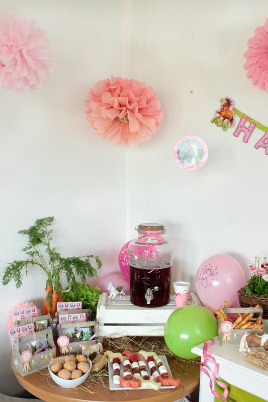 Pferde-Geburtstagsparty Rezepte / Tolle Ideen für einen gelungenen Kindergeburtstag - Teil 2 13