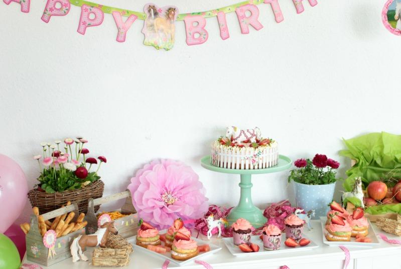 Pferde-Geburtstagsparty - Tolle Ideen für einen gelungenen Kindergeburtstag - Teil 1 - DIY, Deko, Gastgeschenke 12