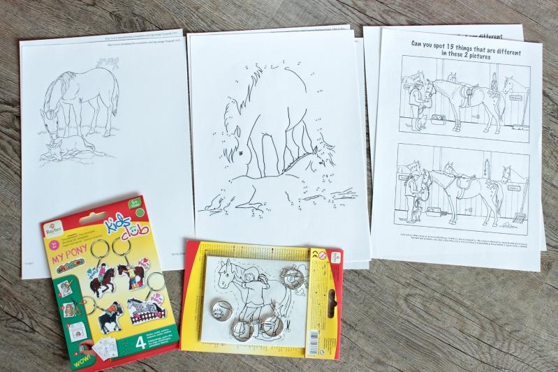 Pferde-Geburtstagsparty - Tolle Ideen für einen gelungenen Kindergeburtstag - Teil 1 - DIY, Deko, Gastgeschenke 28
