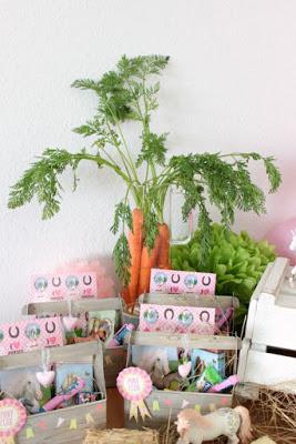 Pferde-Geburtstagsparty - Tolle Ideen für einen gelungenen Kindergeburtstag - Teil 1 - DIY, Deko, Gastgeschenke 6