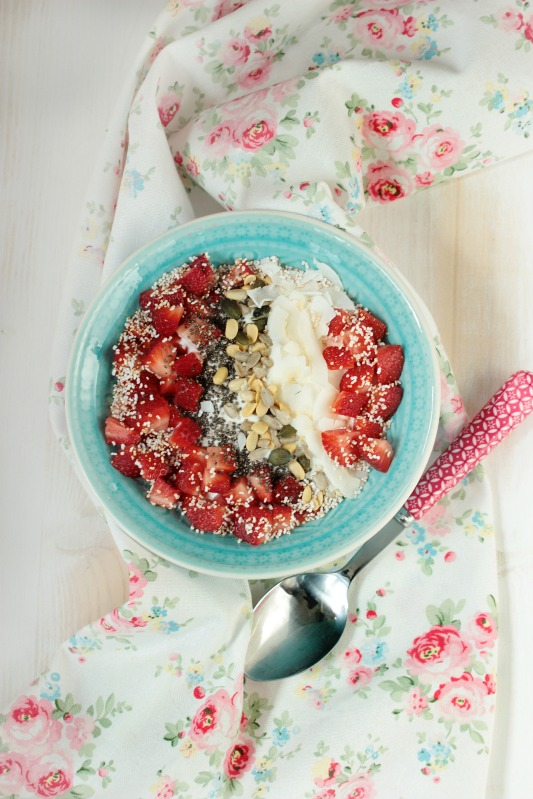 Sasibella on Tour - beim Kerrygold Pressefrühstück + ein leckeres Joghurt-Frühstück-Rezept * 1