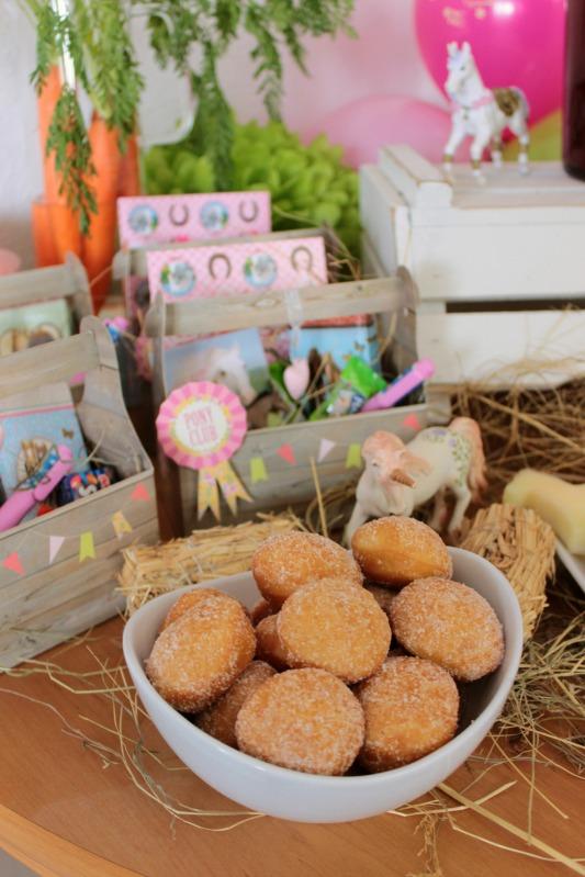 Pferde-Geburtstagsparty - Tolle Ideen für einen gelungenen Kindergeburtstag - Teil 1 - DIY, Deko, Gastgeschenke 11
