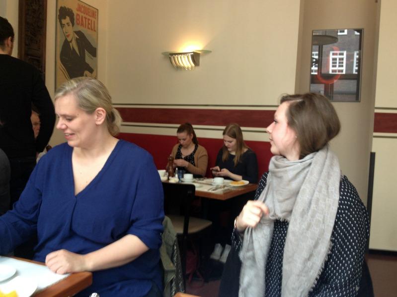 Sasibella on Tour - beim Kerrygold Pressefrühstück + ein leckeres Joghurt-Frühstück-Rezept * 20