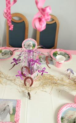 Pferde-Geburtstagsparty - Tolle Ideen für einen gelungenen Kindergeburtstag - Teil 1 - DIY, Deko, Gastgeschenke 22