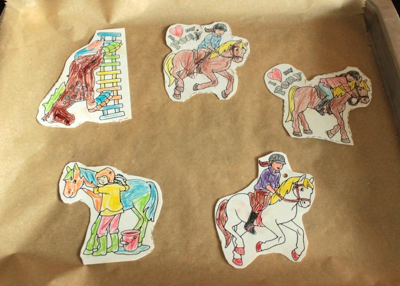 Pferde-Geburtstagsparty - Tolle Ideen für einen gelungenen Kindergeburtstag - Teil 1 - DIY, Deko, Gastgeschenke 30