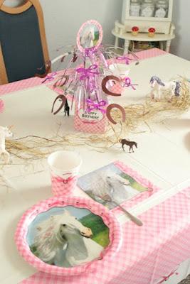 Pferde-Geburtstagsparty - Tolle Ideen für einen gelungenen Kindergeburtstag - Teil 1 - DIY, Deko, Gastgeschenke 23
