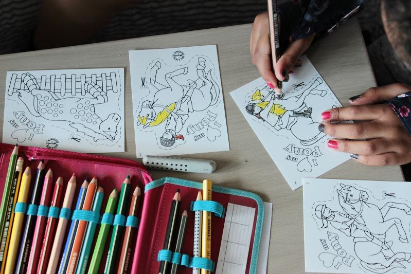 Pferde-Geburtstagsparty - Tolle Ideen für einen gelungenen Kindergeburtstag - Teil 1 - DIY, Deko, Gastgeschenke 29