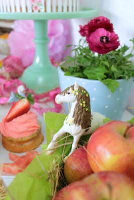 Pferde-Geburtstagsparty - Tolle Ideen für einen gelungenen Kindergeburtstag - Teil 1 - DIY, Deko, Gastgeschenke 32