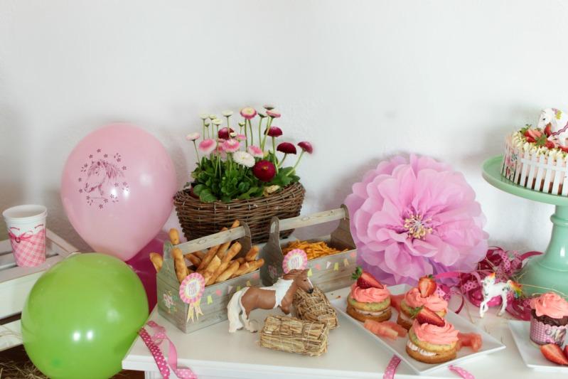 Pferde-Geburtstagsparty Rezepte / Tolle Ideen für einen gelungenen Kindergeburtstag - Teil 2 5