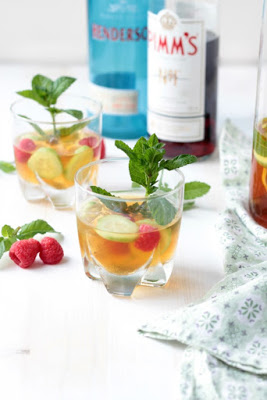 Gin - Pimm`s Cup - Cocktail of the Week 3