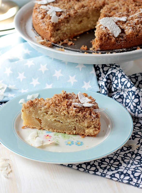 Amerikanischer Sour Cream Streuselkuchen 7