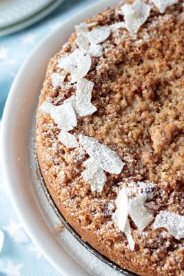 Amerikanischer Sour Cream Streuselkuchen 6