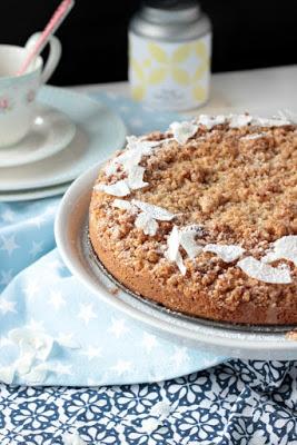 Amerikanischer Sour Cream Streuselkuchen 25