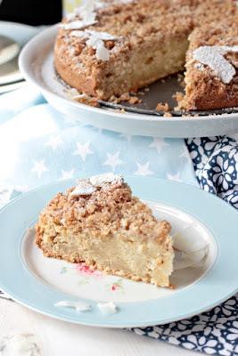 Amerikanischer Sour Cream Streuselkuchen 5