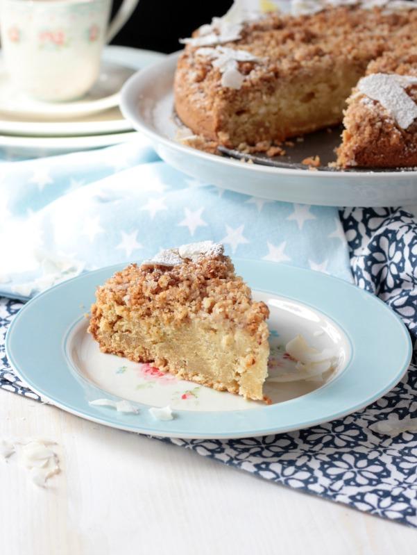 Amerikanischer Sour Cream Streuselkuchen 10