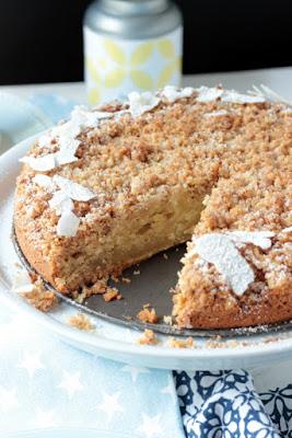 Amerikanischer Sour Cream Streuselkuchen 9