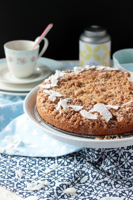 Amerikanischer Sour Cream Streuselkuchen 4