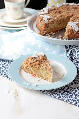 Amerikanischer Sour Cream Streuselkuchen 24