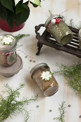 Basilikumsalz und Glühweinzucker - Geschenke aus der Küche + Freebie 5