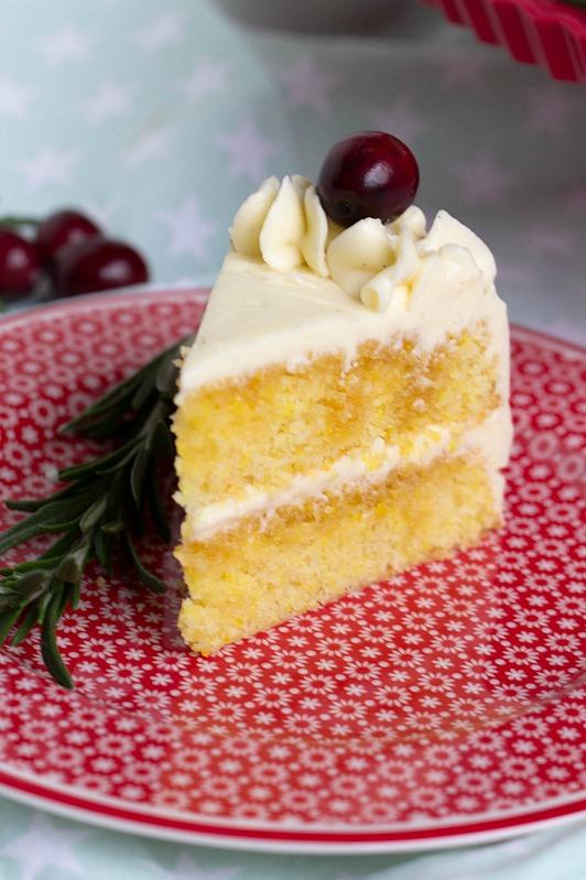 Mandarinen Torte - Adventskalendertürchen Nr.18 7