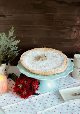 Adventskalendertürchen Nr.7 - Winterapfeltarte mit Mohn und Baiserhaube 21
