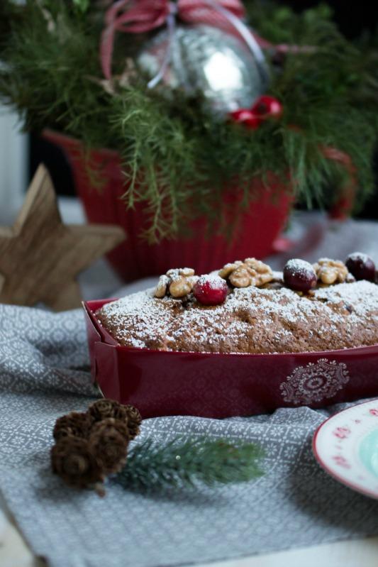 Cranberry Nuss Brot - Adventskalendertürchen Nr.23 - 15