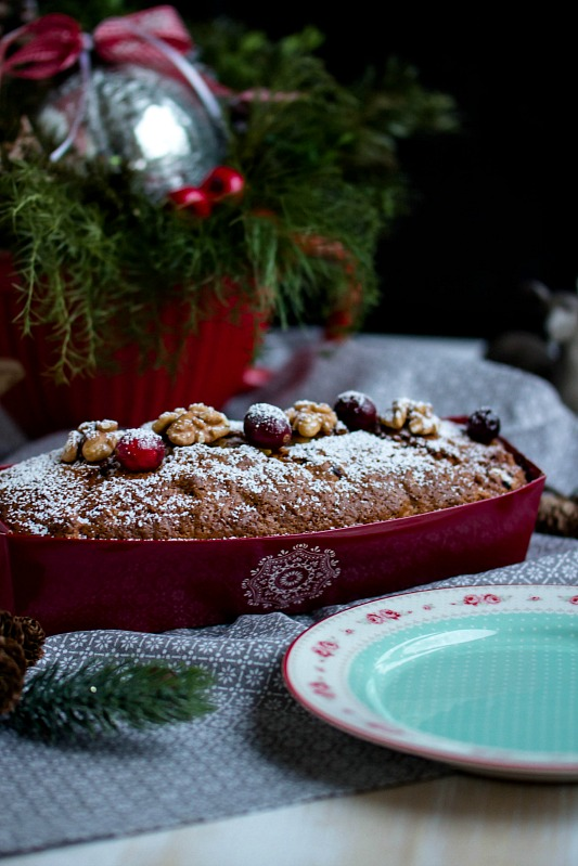 Cranberry Nuss Brot - Adventskalendertürchen Nr.23 - 13