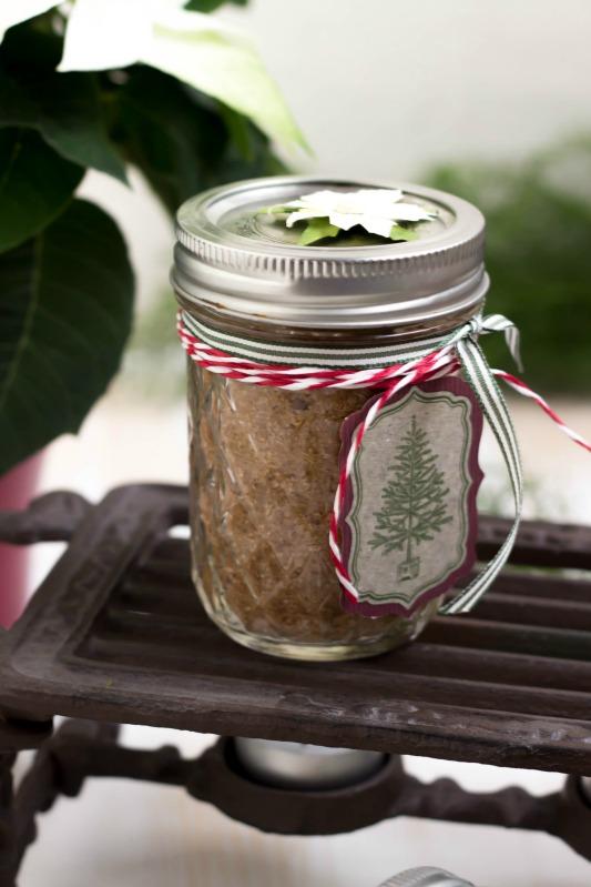 Basilikumsalz und Glühweinzucker - Geschenke aus der Küche + Freebie 4