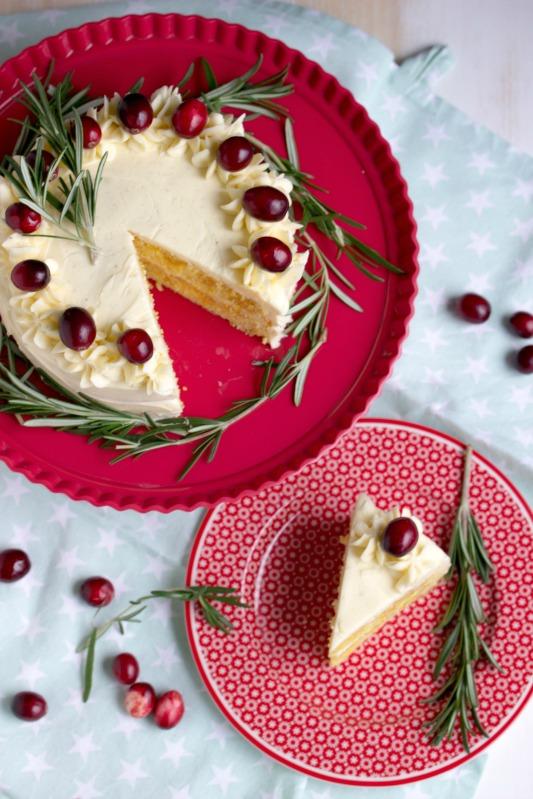 Mandarinen Torte - Adventskalendertürchen Nr.18 26