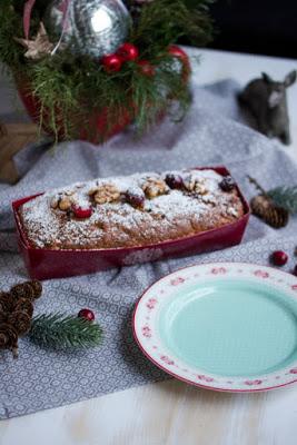 Cranberry Nuss Brot - Adventskalendertürchen Nr.23 - 17