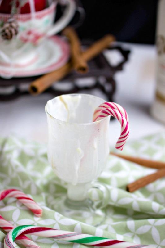 Heiße Gewürzschokolade mit Schuss - Adventskalendertürchen Nr.22 9