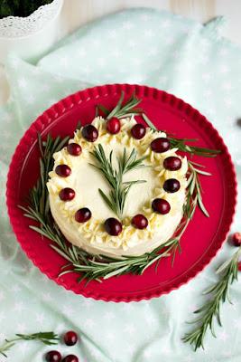 Mandarinen Torte - Adventskalendertürchen Nr.18 5