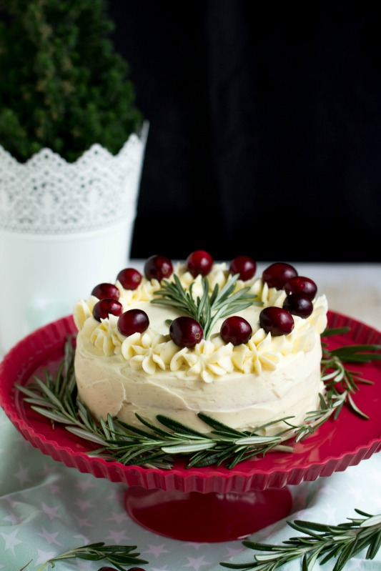 Mandarinen Torte - Adventskalendertürchen Nr.18 30
