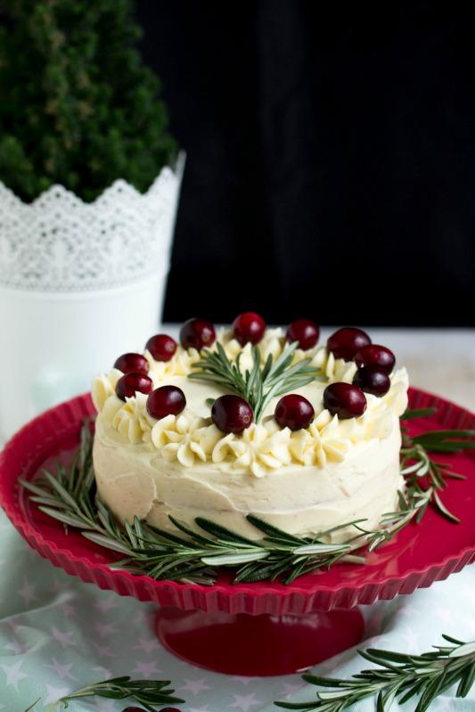 Mandarinen Torte - Adventskalendertürchen Nr.18 21