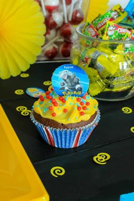 Pokemon Mottoparty - wir feiern den 13. Geburtstag vom Mittleren 6