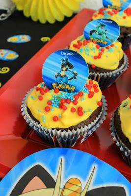 Pokemon Mottoparty - wir feiern den 13. Geburtstag vom Mittleren 7
